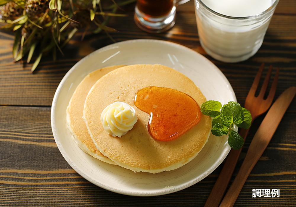 【冷凍】ヴィーガンホットケーキ 4枚入